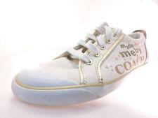 Coach Women's Tenis Athletic SneakersCoach Barrett Ivory Size 9 B