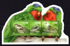 Niue 2011 Birds Sheetlet 3 MNH