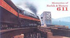 Memories of Norfolk & Western N&W 611 Greg Scholl DVD
