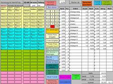 Fußpflege Kasse - Salonkasse MS Excel mit/ohne MwSt. (inkl. Terminverwaltung)