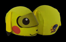 Pikachu Motorcycle Helmet Cover AND Visor Sticker Decal Street Bike Pokemon +