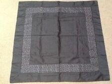 PARK LANE by Christy  Charcoal Grey Oxford Square Pillowcase 400 TC, BNIP