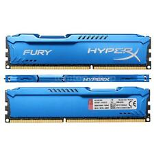 Kingston HyperX Fury Blue 8GB 8G DDR3-1866MHz Gaming Desktop RAM X6S8