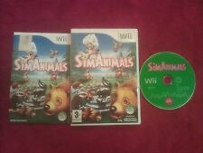 NINTENDO Wii SIM ANIMALS PAL UK
