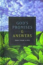 God's Promises And Answers For Your Life, Jack Countryman, Terri Gibbs, 08499558