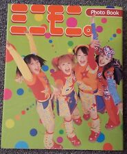 MINI MONI Picture Photo Book Japanese Idol Morning Musume