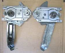 1968 - 1969 Pontiac GTO Hardtop, Convertible Rear Quarter Window Regulators.