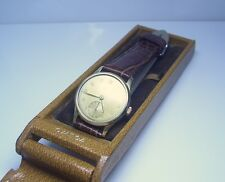 9ct Gold 1940's Omega 30t2 Gents watch with original omega box 1936 - 1948