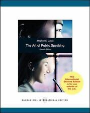 the art of public speaking 11th edition international student edition