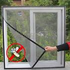 HOT!!!Insect Fly Screen Curtain Mesh Bug Mosquito Netting Door Window Protector