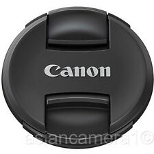 Replacement Snap-on Front Lens Cap For Canon EF EF-S USM E-77U Dust Safety Cover