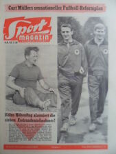 SPORT MAGAZIN KICKER 14 B - 31.3. 1960 Fausto Coppi Box-EM Kalbfell-Richardson