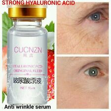 HYALURONIC ACID 100% Natural Pure Firming Collagen Strong Anti Wrinkle Serum UK