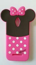 IT- PHONECASEONLINE SILICONE COVER PER CELLULARI MINNIE PARA VODAFONE SMART 4
