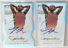 Terrence Ross 12/13 Elite Series Status Auto RC #11 SN #03/31 and #51/69