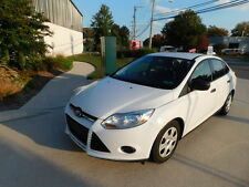 2012 Ford Focus S Sedan 4-Door