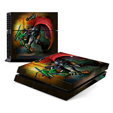 Skin Decal Cover Sticker for Sony PlayStation 4 PS4 - Zelda: Ocarina of Time 2