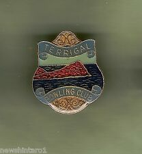 #D4.  TERRIGAL   BOWLING  CLUB  LAPEL   BADGE,  REPLACED CLIP, THE SKILLION