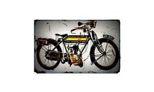 1923 James Bike Motorcycle A4 Photo Poster