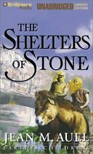 Earth's Children®: The Shelters of Stone 5 by Jean M. Auel (2002, Cassette,...
