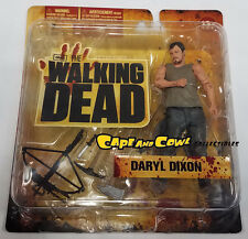 McFarlane Toys AMC Walking Dead TV Series 1 DARYL DIXON Figure MOC Sealed 2011