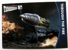THUNDERBIRDS 50 YEARS - Card #16 - Gerry Anderson - Unstoppable Cards Ltd 2015