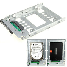 "2.5"" SSD HDD to 3.5"" SATA Converter Server Caddy Tray Holder For Lenovo ASUS"