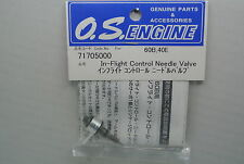 IN-FLIGHT CONTROL N/VALVE FOR OS CARB. #60B, 40E, 60M-C, 60M-P, 60LH, 60M, 60K-C