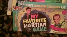My Favorite Martian 1960's Television Show Board Game  VERY RARE!  Bill Bixby