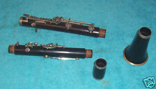 Boosey & Hawkes London Special wood clarinet  tech tested & adjusted England GC