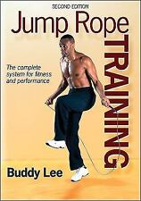 Jump Rope Training - 2nd Edition Lee, Buddy