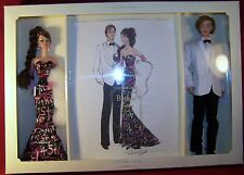 Mattel Silkstone Fashion Model Collection 45th Anniversary Barbie & Ken  NRFB