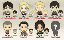 Attack on Titan PickTam! Part 2 Rubber Trading Strap (1 Random Blind Box)
