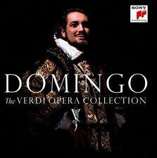 Placido Domingo-The Verdi Opera Collec, New Music