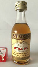 MIGNON L456 STOCK 84 BRANDY ROYALSTOCK MINIATURE MIGNONETTES MINI BOTTLE