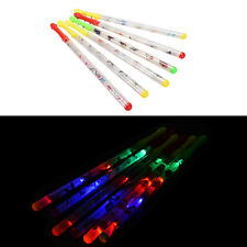 Butterfly Pattern Light-Up Sticks Flashing Patrol Wands LED Glow Blinking Party