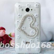 Glitter Luxury Bling Diamonds Hard back Phone Shell Case Cover Skin