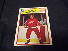 1988-89 OPC O-Pee-Chee #181 Bob Probert Rookie Detroit Red Wings - nrmt (mc)