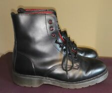 yohji yamamoto (y's for men) black leather boots size 7
