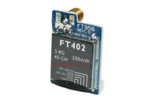 FT402 5.8ghz 200mw 40 channels Race Band Mini FPV Racing Video Transmitter SMA