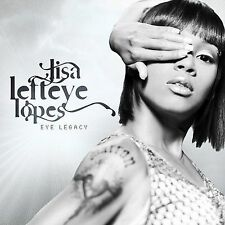 LOPES,LISA ( LEFT EYE )-Eye-Legacy (Bonus Dvd Included CD NEW