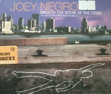JOEY NEGRO - Back To The Scene Of The Crime (The Joey Negro Compilation Vol 2) .