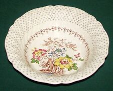 """Early Royal Doulton England Grantham D 5477 9 1/4"""" 1.25 Qt. Serving Bowl EXCELL"""