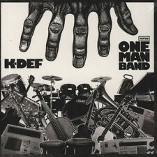 K-Def - One Man Band (CD - 2013 - US - Original)