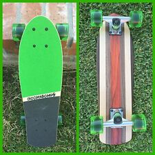 "Mini Cruiser Skateboard -  ""CB Grip It Mini Croozer"" with Kicktail 22x7"