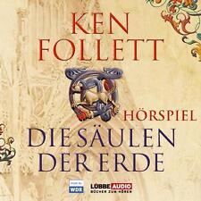 Follett, Ken - Die Säulen der Erde: Das WDR Hörspiel.  Hörspiel - CD