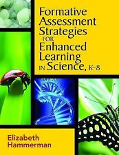 Formative Assessment Strategies for Enhanced Learning in Science, K-8-ExLibrary
