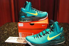 "Nike Zoom KD V 5 ""HULK"" Limited Edition Green NEW Size 9.5"