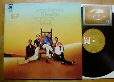 Sergio Mendes & Brasil '66 - Fool on the Hill - D'68 A&M 212 058 - IMPORT - TOP