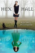 NEW Hex Hall By Rachel Hawkins Paperback Free Shipping